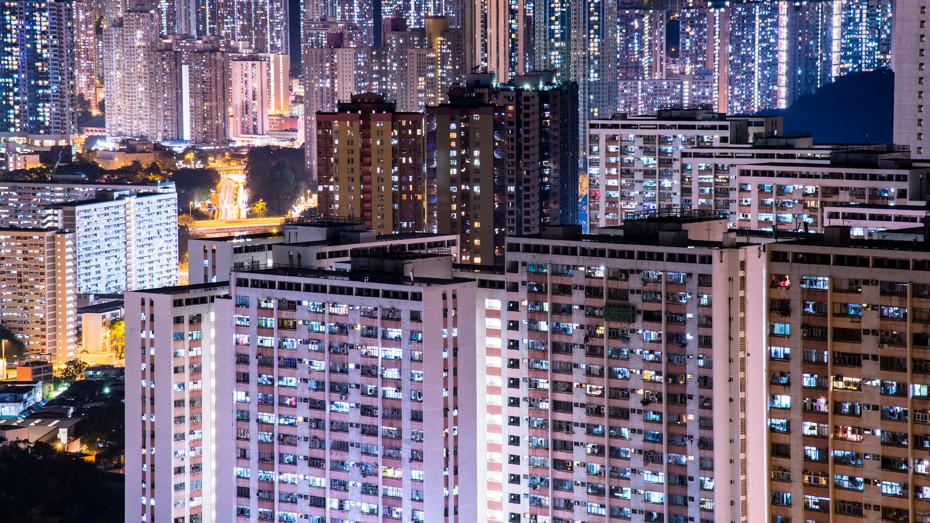 City, Urban, Buildings