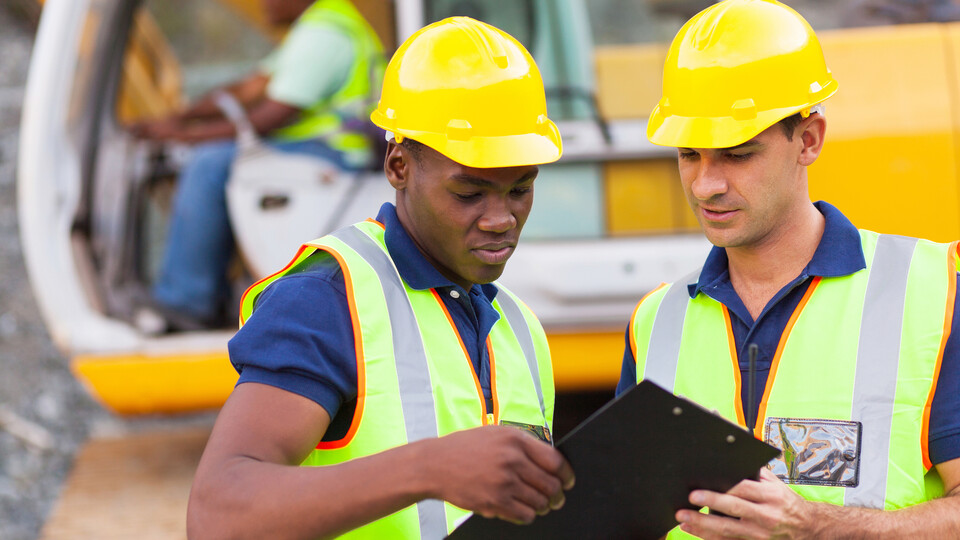 Workers, Construction, Planning