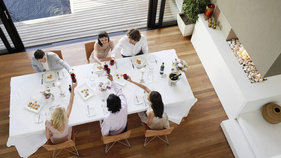 People, Humans, Indoor, Home, Eating