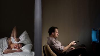 Noise, Men, Indoor, Wall, Acoustic