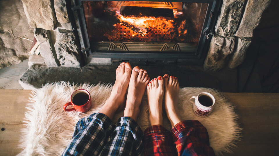 People, Humans, Fireplace, Indoor comfort, Home