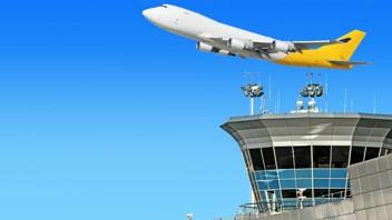 Airport, Plane, Departure