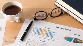 Summary Report, Glasses, Strategy, Planning