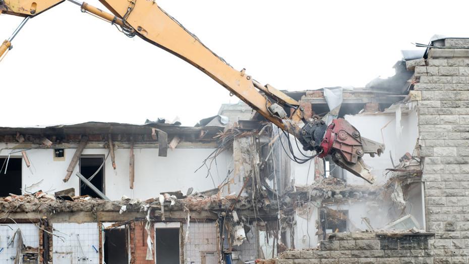 Demolition, Building, Circularity