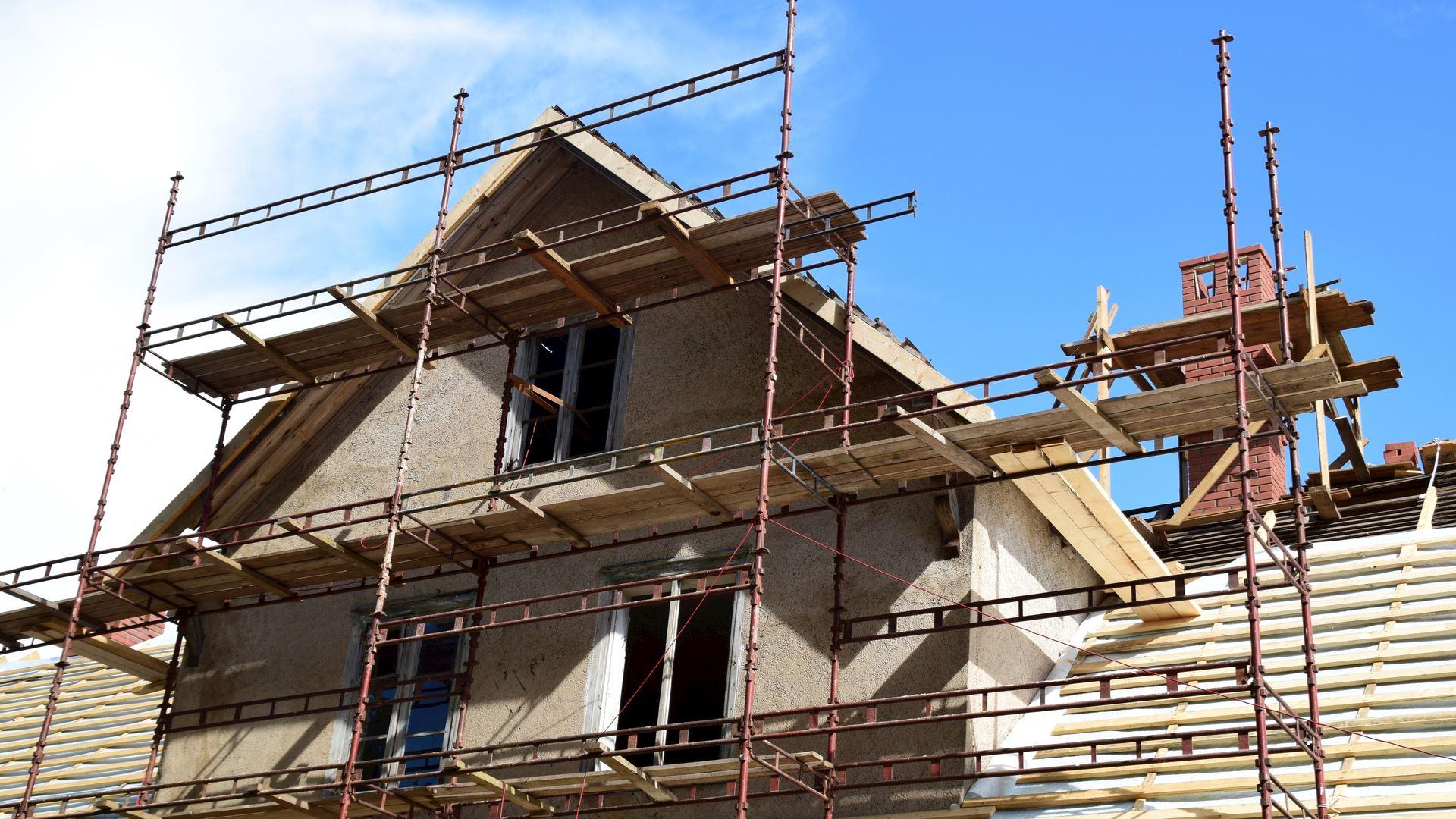 Construction, Home, House, Renovation