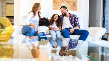 People, Humans, Family, Parents, Kids, Indoor, Home