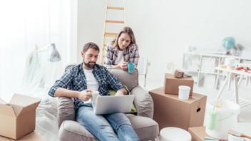 People, Humans, Home, Renovation, Indoor
