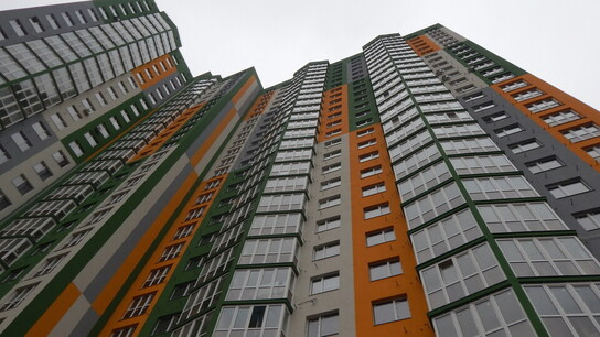 Building, City, Urban, Color