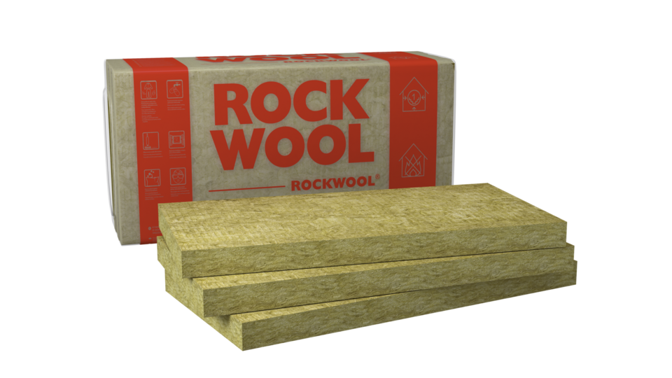 FRONTROCK S, ETICS, slabs, internal walls,  internal insulation, staircase, VENTI MAX, slabs, external walls, ventilated facades, WENTIROCK, ROCKTERM