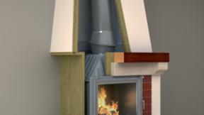 fireplace, insulation, fire protection, fp, firerock