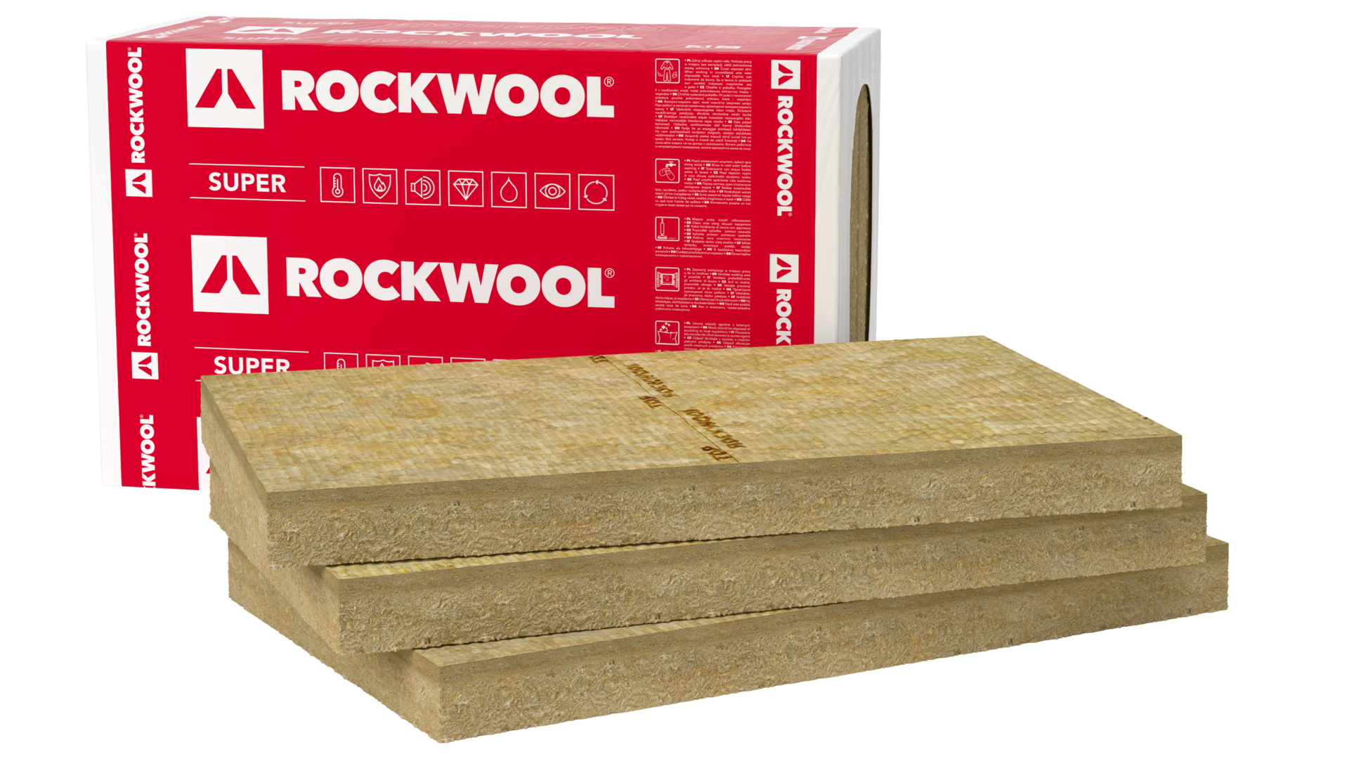 package, slabs, etics, ewi, facade, products, external wall insulation, rendered facade, frontrock super