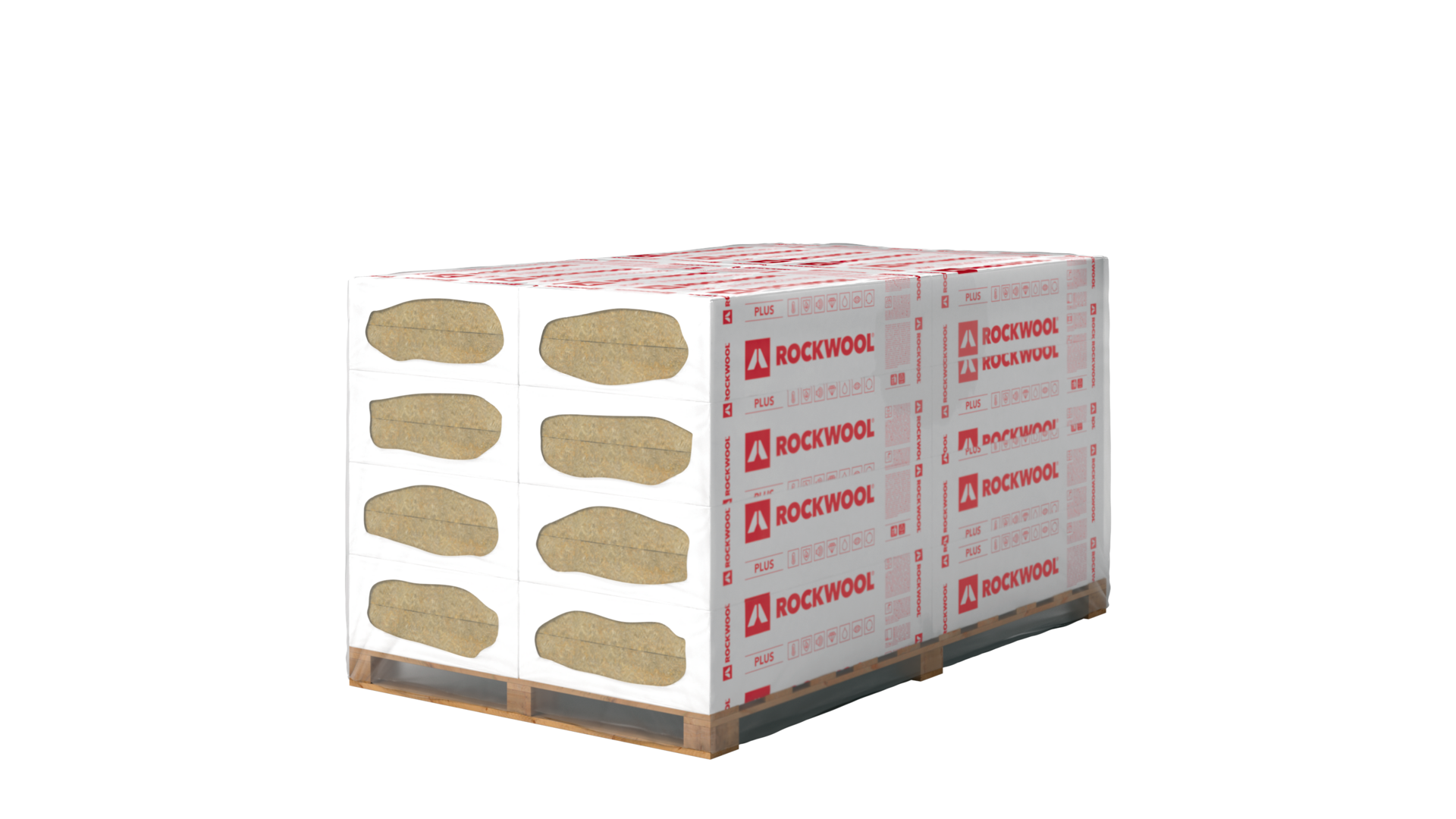 pallet, ewi, facade, products, external wall insulation, rendered facade, etics, frontrock plus