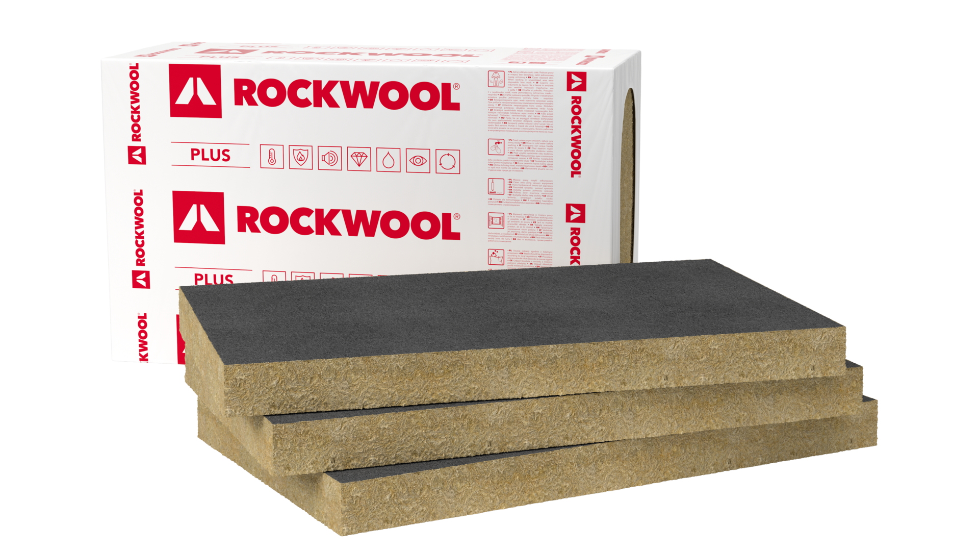 package, slabs, ewi, facade, products, external wall insulation, ventilated facade, ventirock f plus