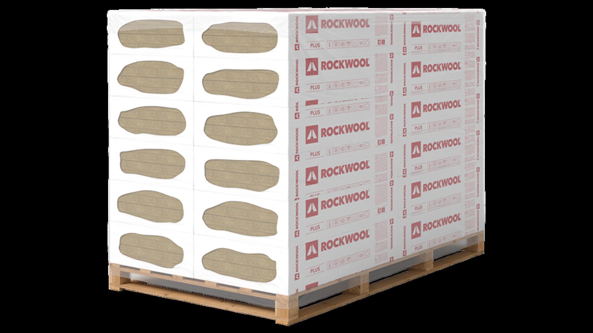 Steprock Plus, Pallet, package, slabs