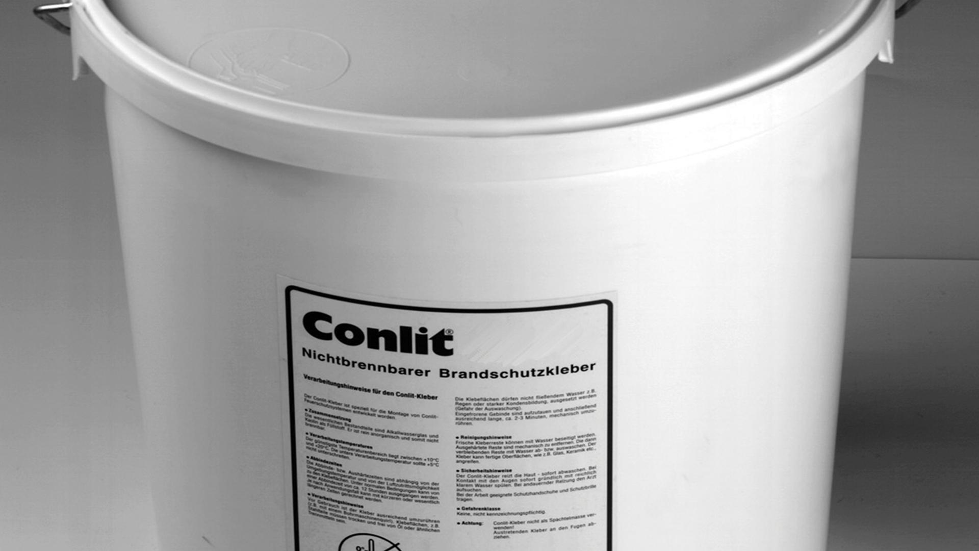 Conlit Fix, productfoto, HVAC-FP, brandwerende toepassingen, additionele producten