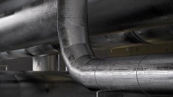 ROCKWOOL 810, ROCKWOOL Flexorock, productfoto, HVAC, thermische isolatie