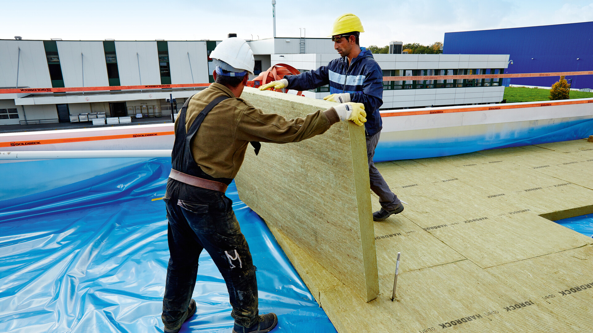 product, flat roof, flatroof, hardrock, hardrock 038, germany