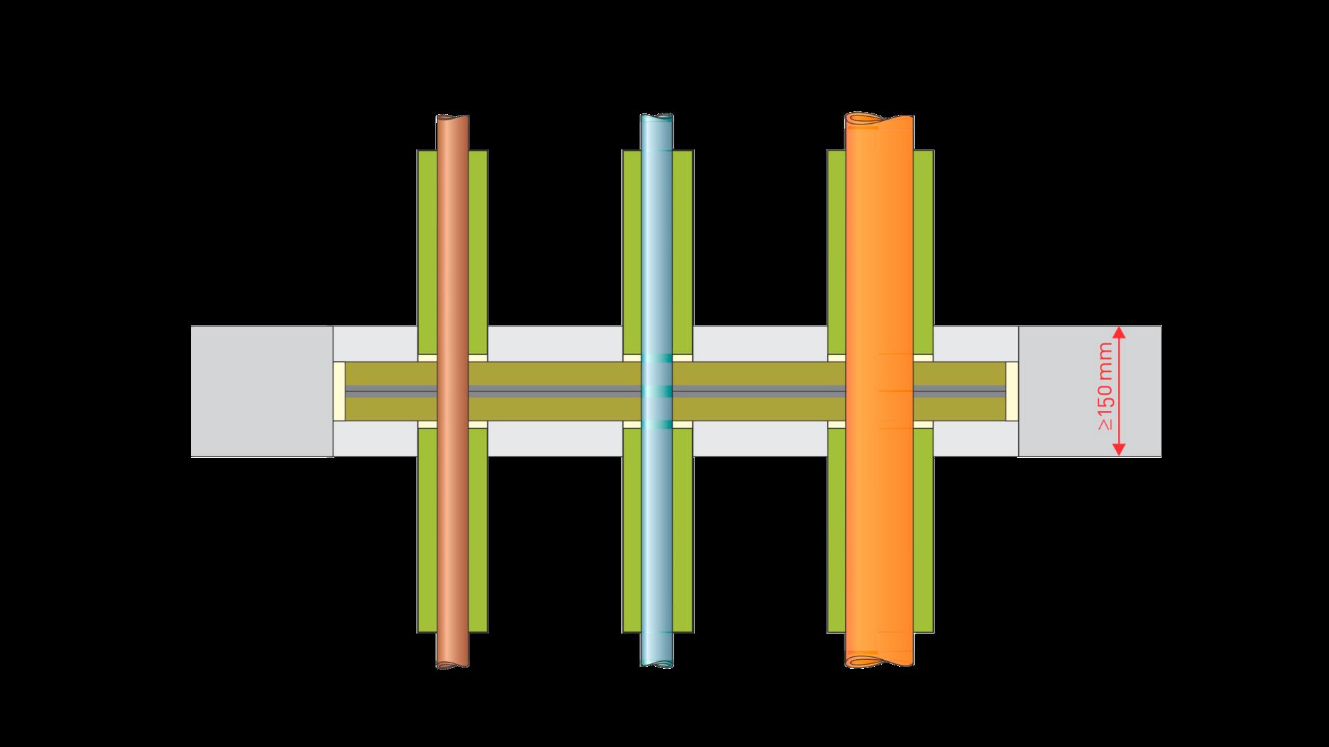 CONLIT PENETRATION BOARD