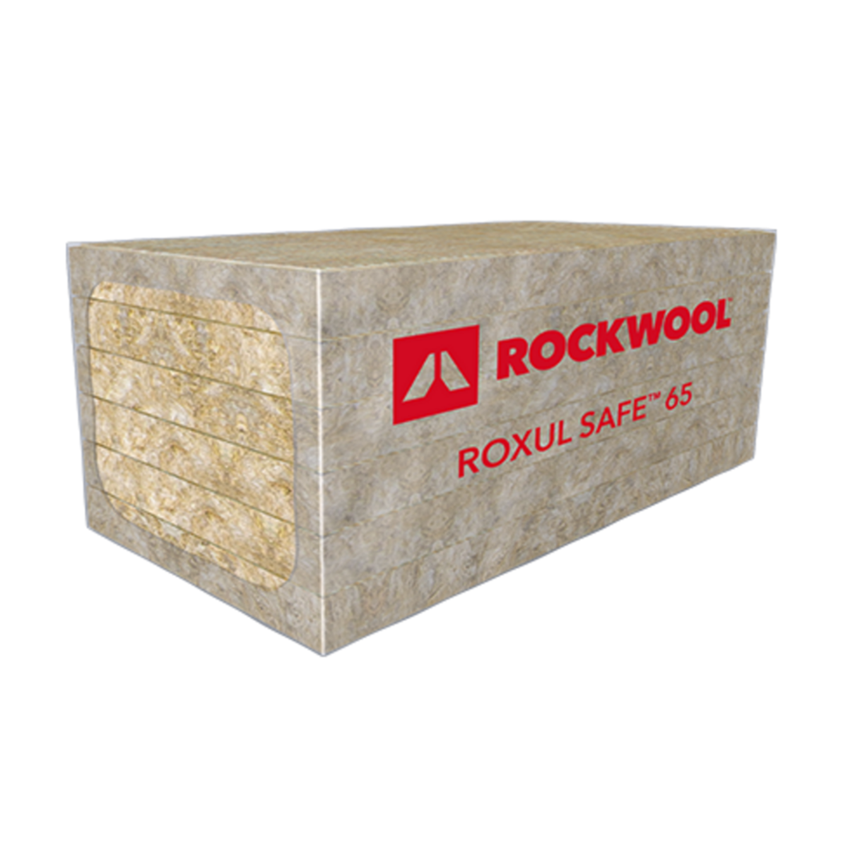 ROXUL SAFE™ 55 & 65 medium-density insulation products for interior
