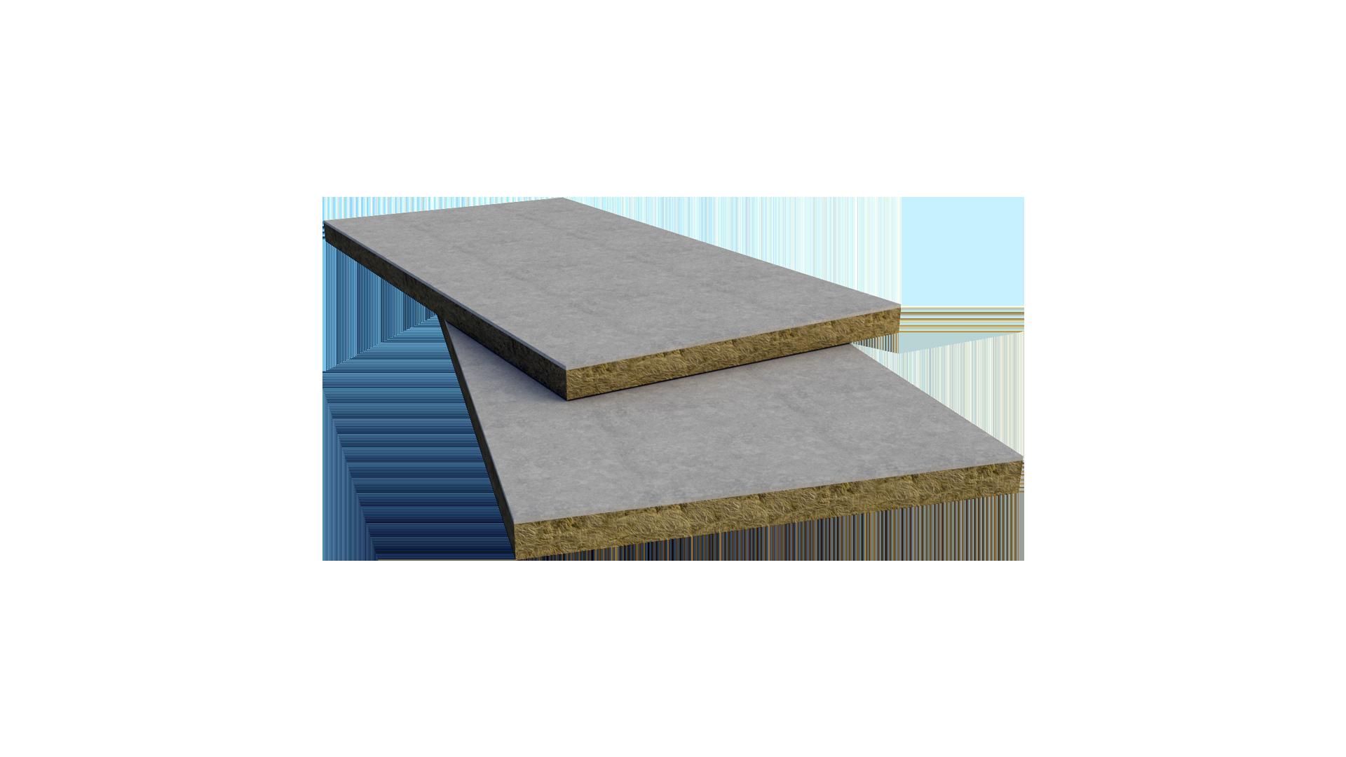 HARDROCK UB34, Upstand Board, Rendered Product Image