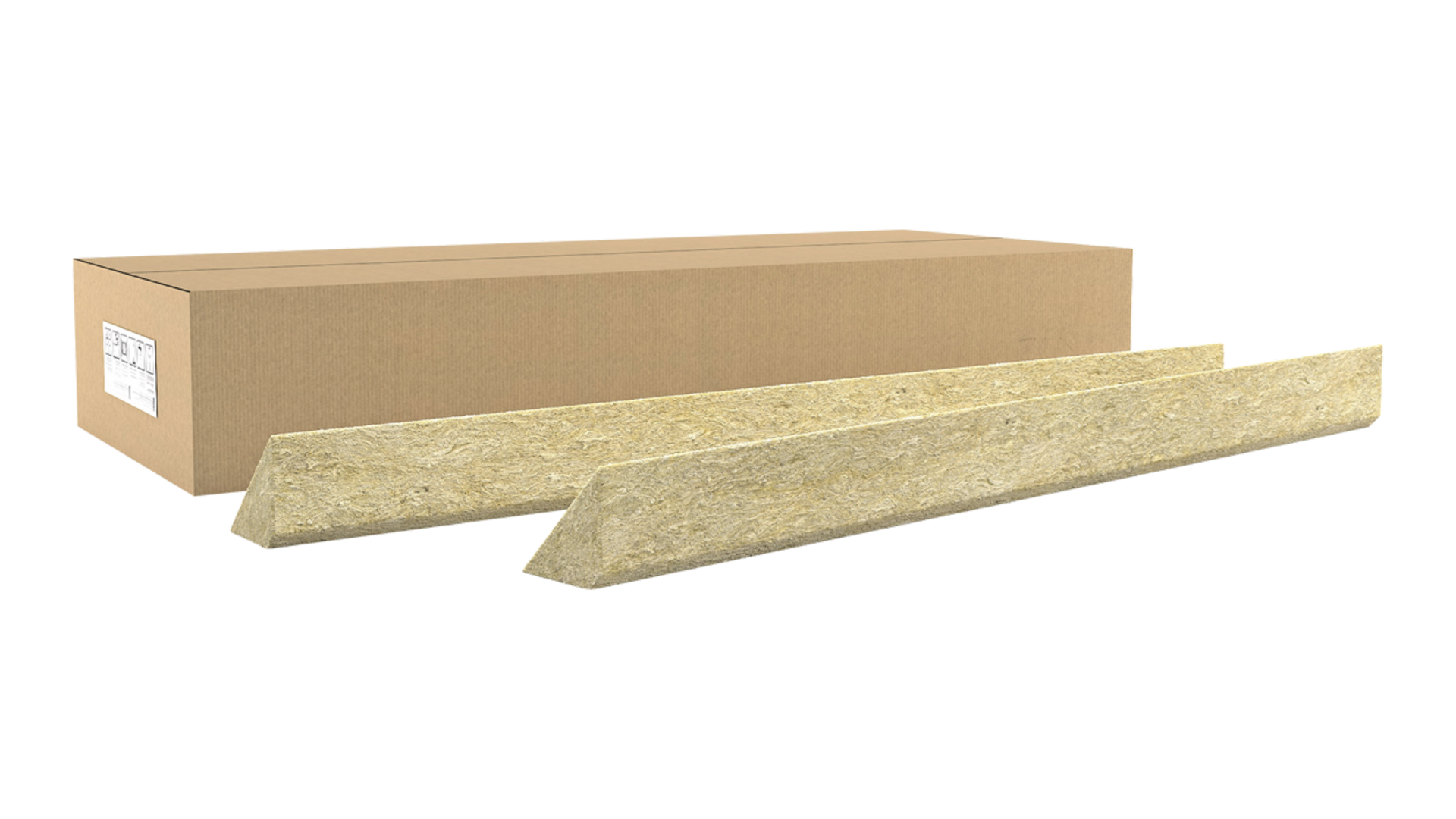 Rockfall - wedges for roofs