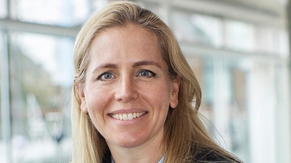 Employee, Communications Manager Denmark, Liza Andersen