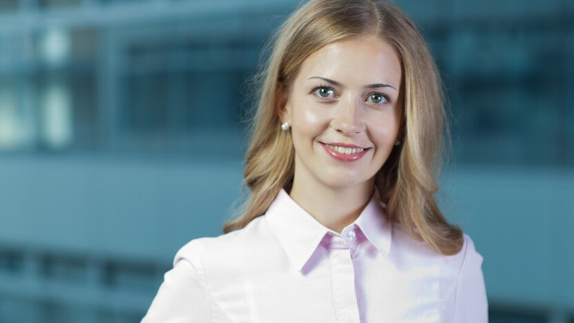 Evgeniya Dudyreva, Marketing Communications, PR, Moscow, Russia