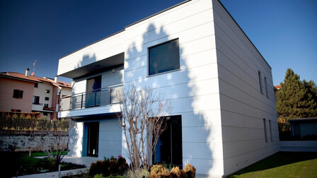 Case study SFH in Monza (Italy) after renovation.