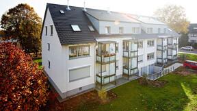 Multi-Unit House, roof, renovation, Germany, Dortmund, after