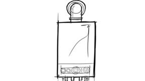 Boiler sketch - large