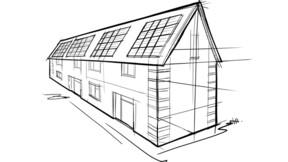 Building 2 sketch - large