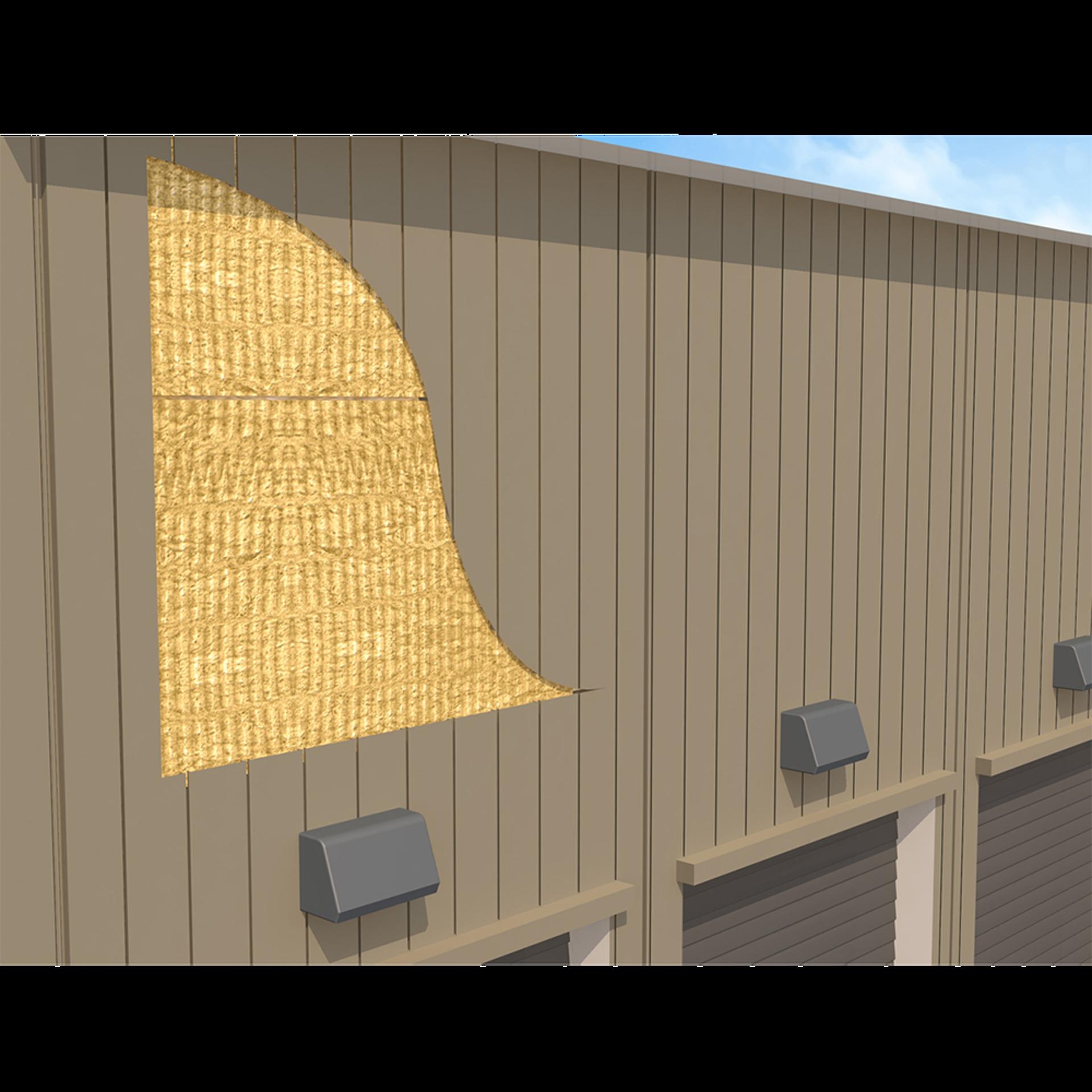 Sandwich Wall Insulation