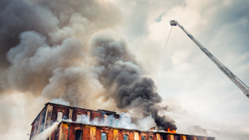 Containing a fire once it begins | ROCKWOOL