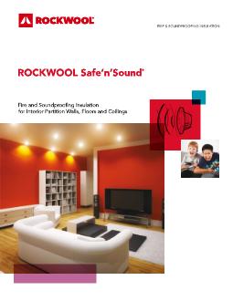 SAFE'n'SOUND Soundproofing Solutions - Brochure.pdf