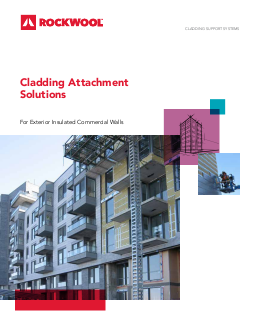 CAVITYROCK and COMFORTBOARD Cladding Attachment Solutions - Technical Guide.pdf