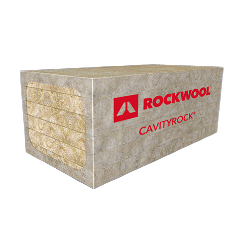 Rockwool cavityrock for Mineral wool insulation health and safety