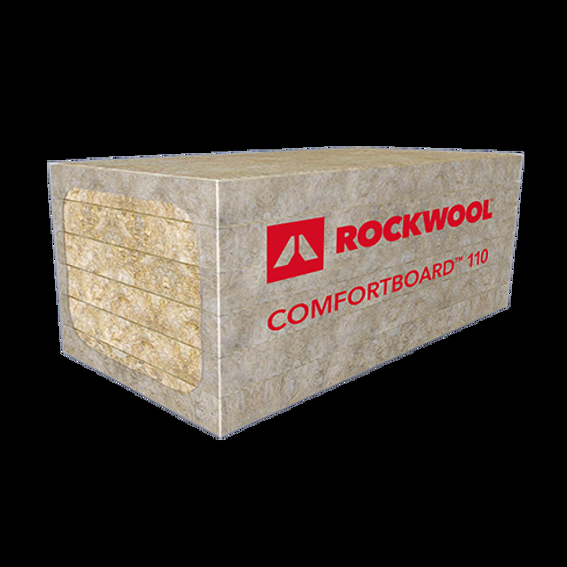 ROCKWOOL Comfortboard 110