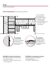 detailzeichnungen d mmung jetzt kostenlos downloaden. Black Bedroom Furniture Sets. Home Design Ideas